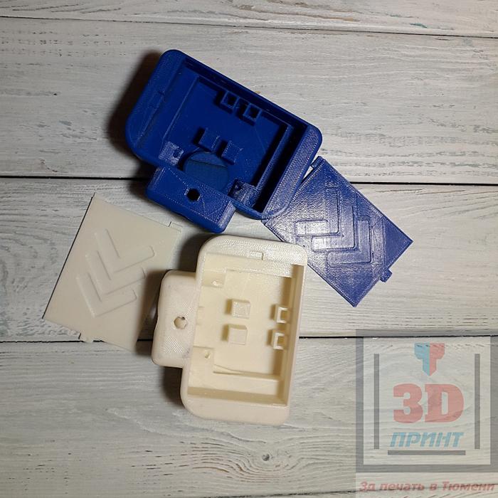корпус для электроники на 3д принтере